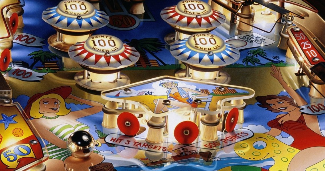 pinball machines 1900 600